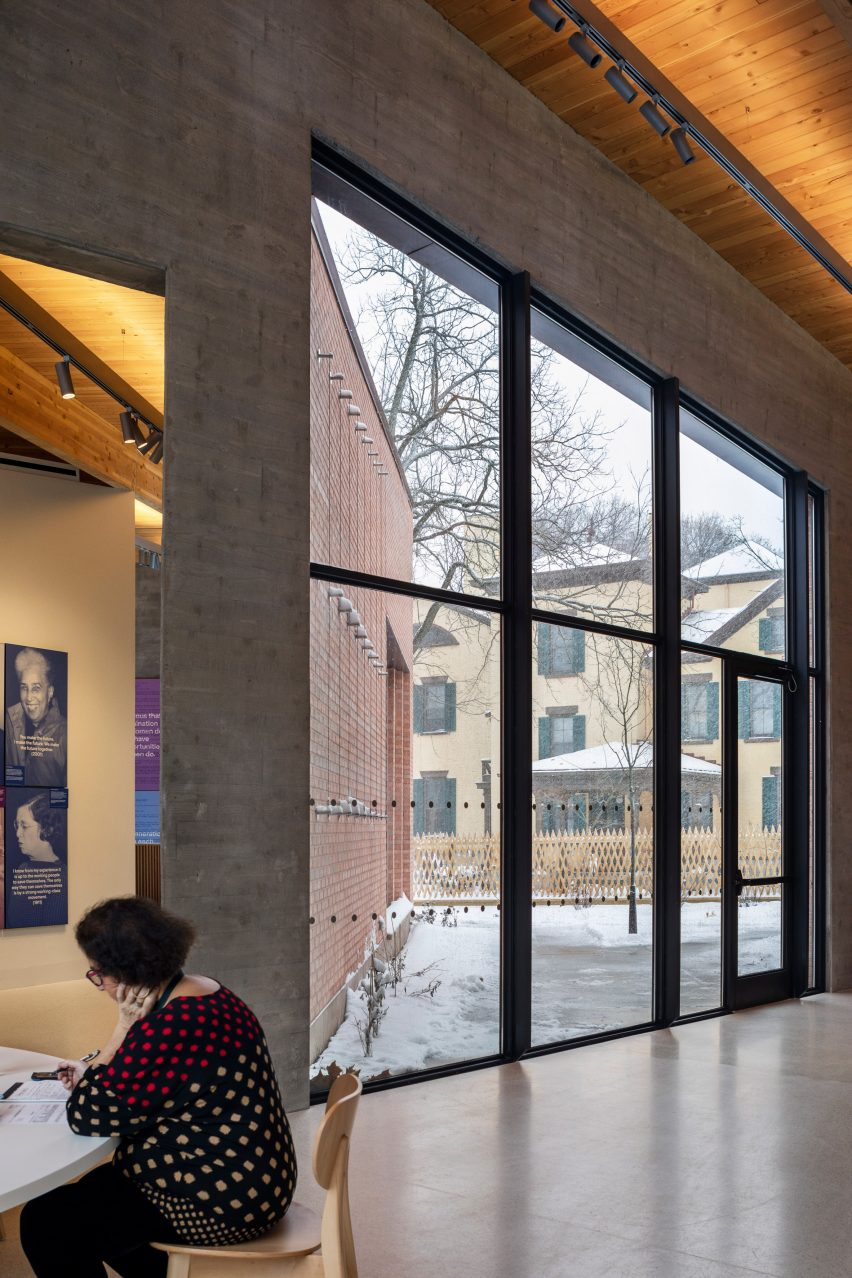 Equal Rights Heritage Center by nArchitects