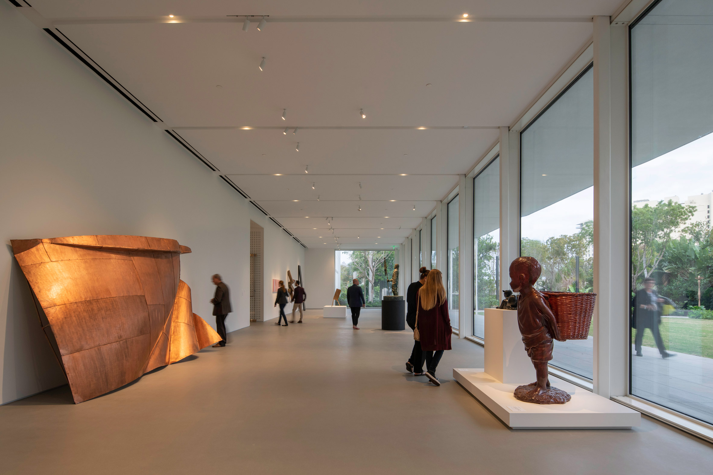 Norton Museum of Art by Foster + Partners