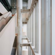 SDE4 Building of NUS School of Design & Environment by Serie + Multiply Architects