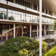 NUS School of Design & Environment by Serie + Multiply Architects