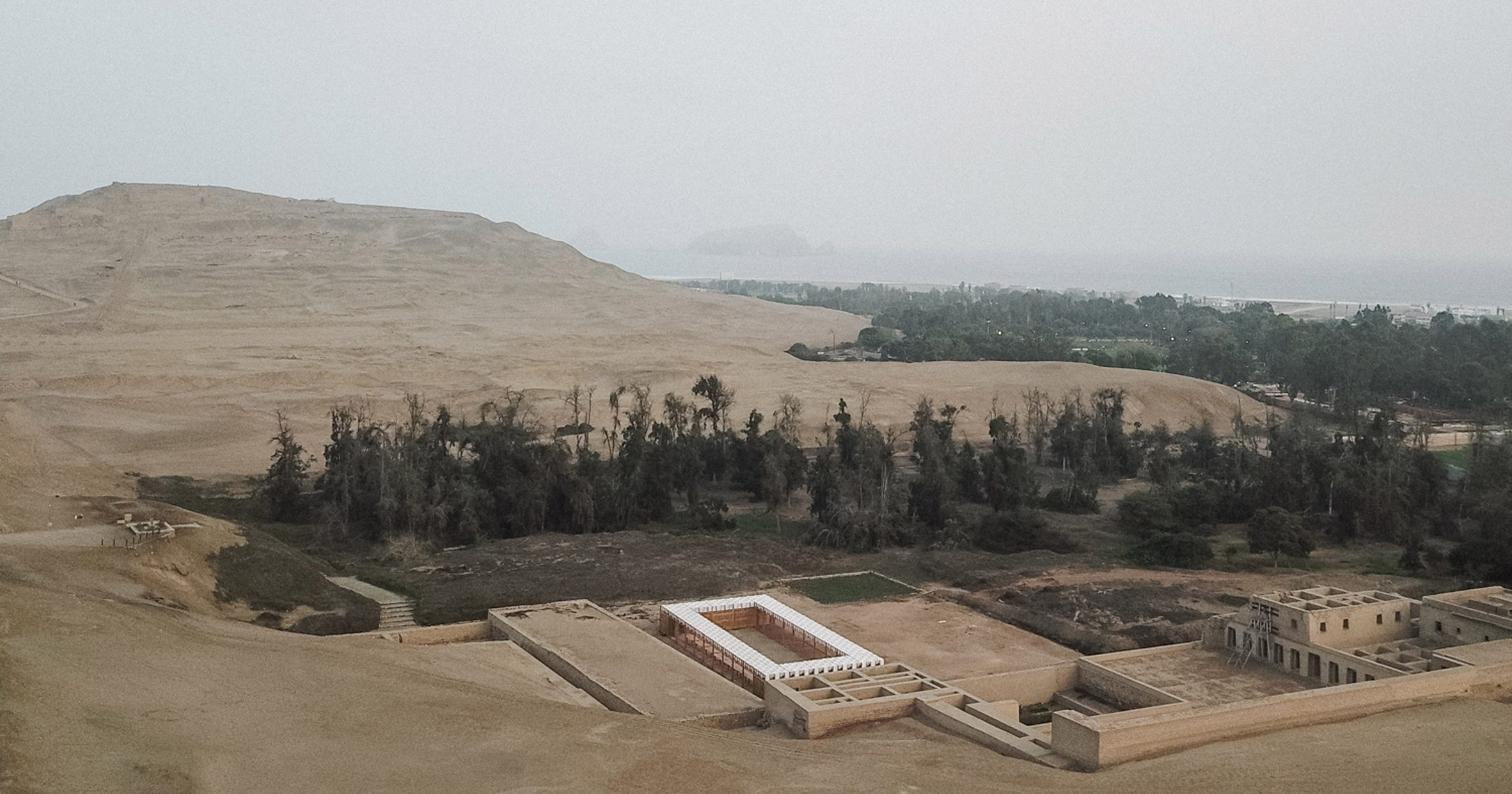 Pachacamac by Studio Tom Emerson and Taller 5