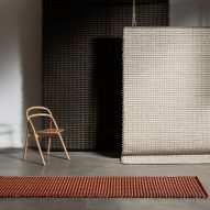 Pauline Deltour uses braided rope to create Rope Rug for Hem