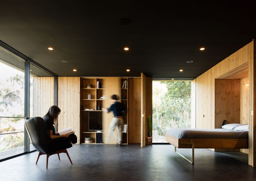 Pavilion House by Andreia Garcia Architectural Affairs + Diogo Aguiar Studio