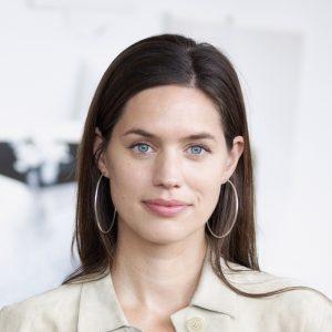 Portrait of Dezeen Awards 2019 judge Pernilla