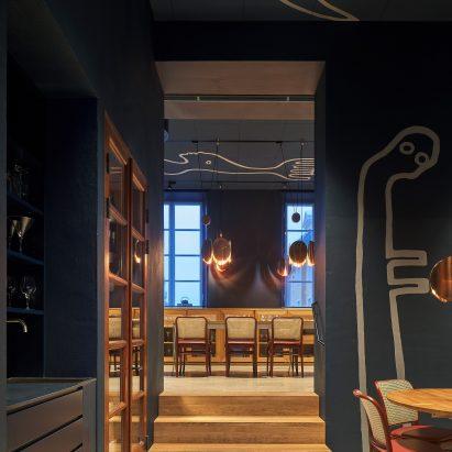 Portal bar by Claesson Koivisto Rune