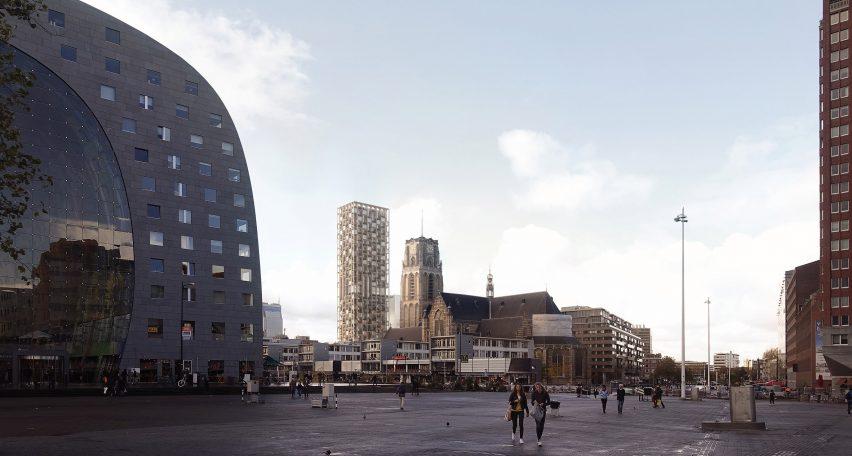 POST Rotterdam by ODA