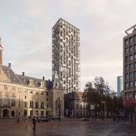 ODA unveils plans for renovation of Rotterdam's historic post office