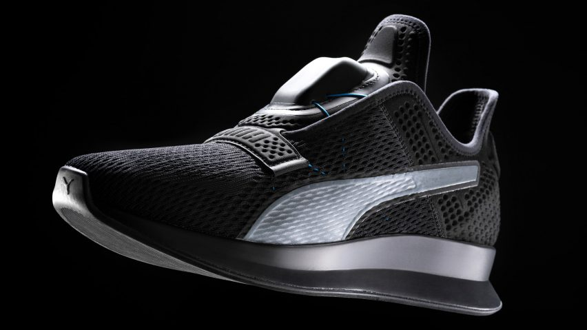 9b3ec37adab Puma launches self-lacing technology for trainers