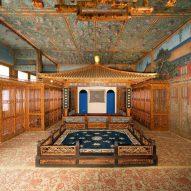 Juanqinzhai theater room in Beijing's Forbidden City
