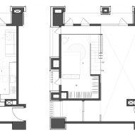 Apartment X, designed by KC Design Studio