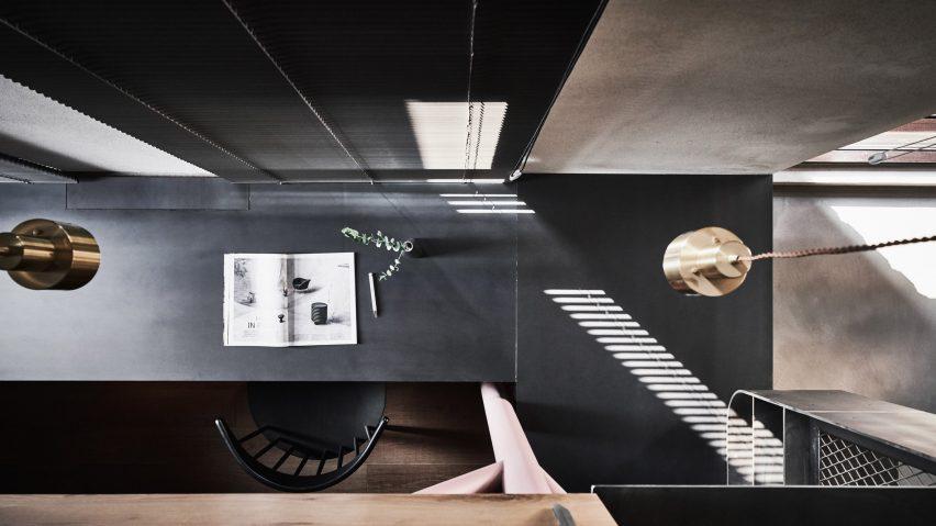 Interiors ofApartment X, designed by KC Design Studio