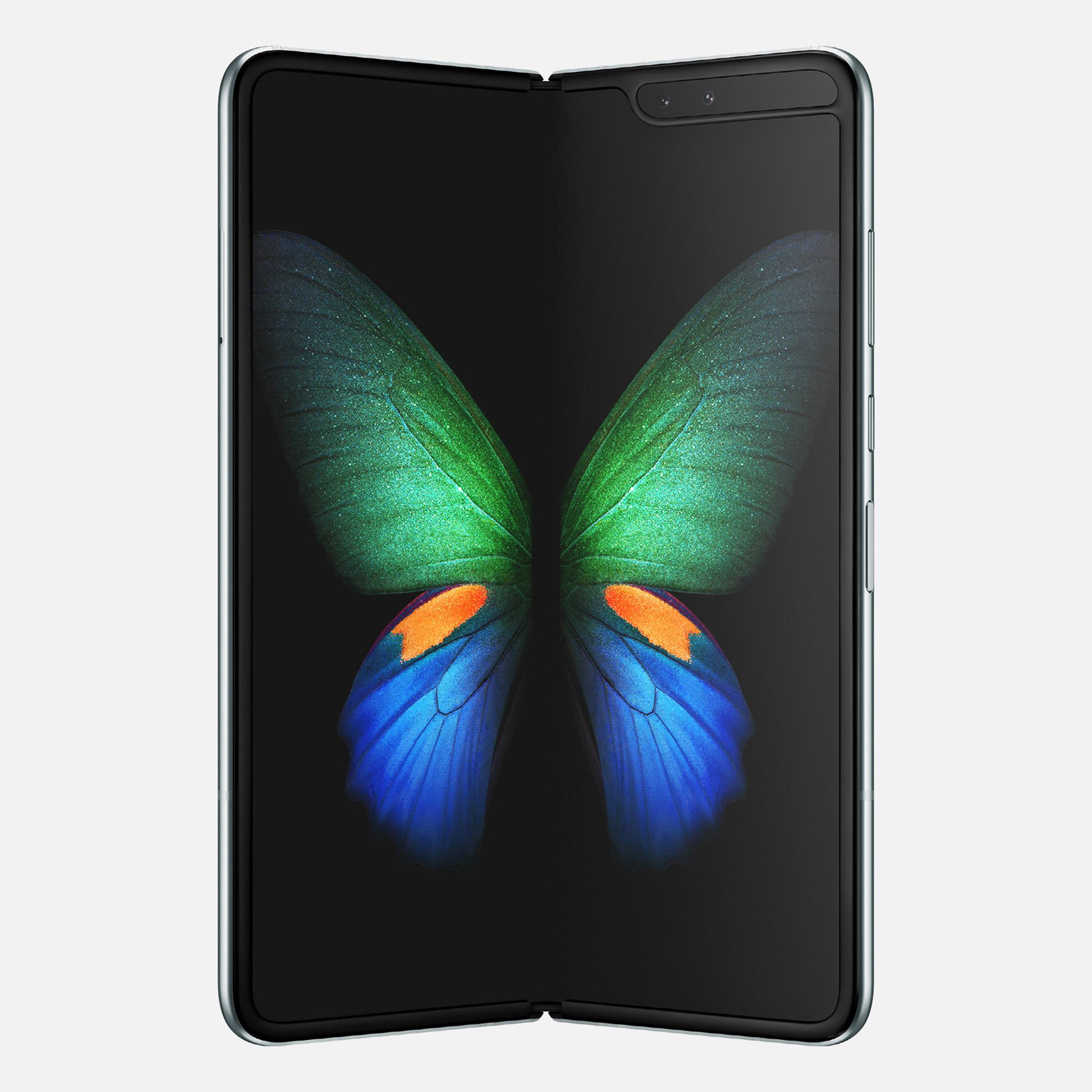 Samsung foldable smartphone: Galaxy Fold