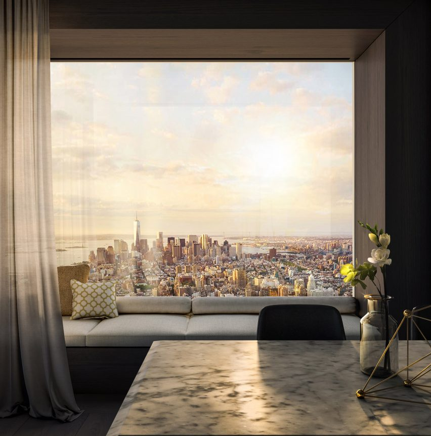 432 Park Avenue by Molteni&C