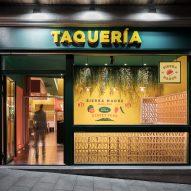 Sierra Madre Taquería by Erbalunga Estudio