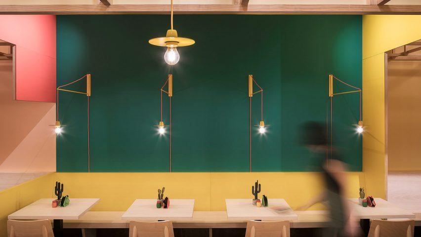 Erbalunga Estudio creates restaurant interior inspired by its Mexican menu & Erbalunga Estudio create restaurant interior inspired by its Mexican ...