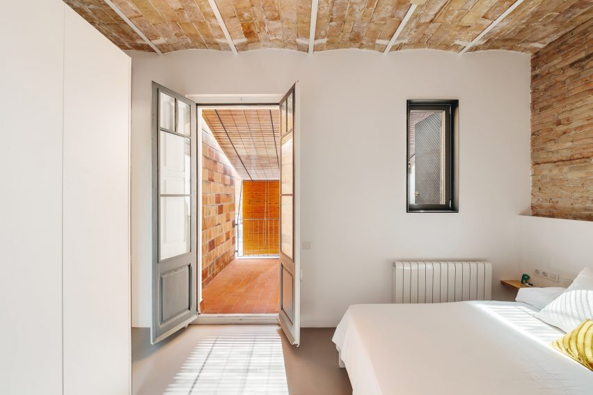Interiors of Single House in Horta, designed by TAAB6