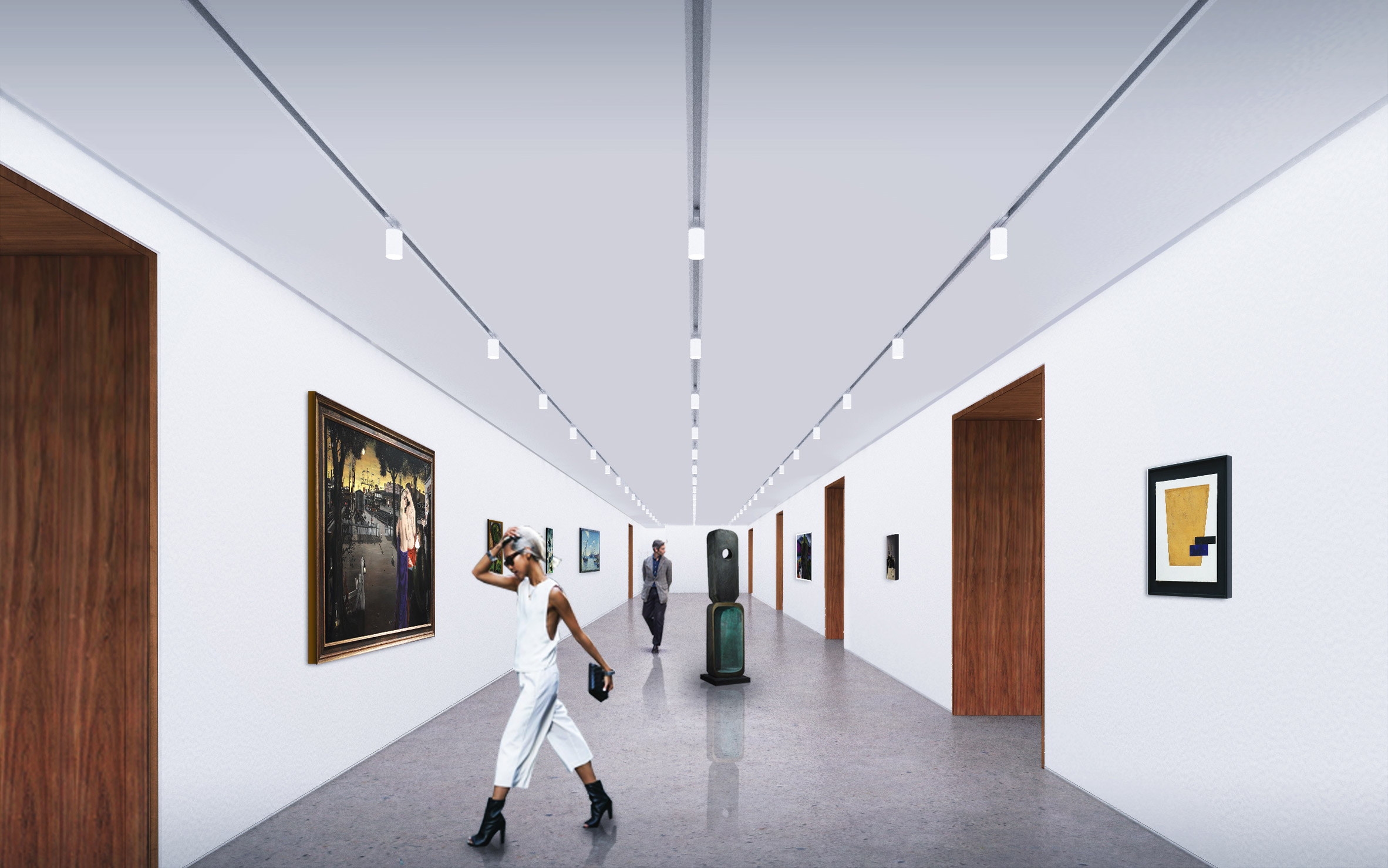 Sotheby's renovation and expansion by OMA