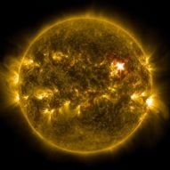 China plans solar power station in space