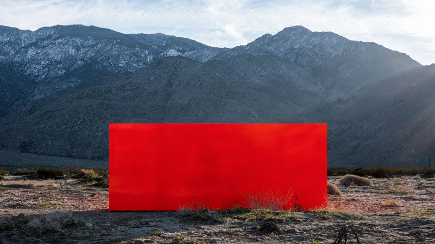 Sterling Ruby's installation for Desert X 2019