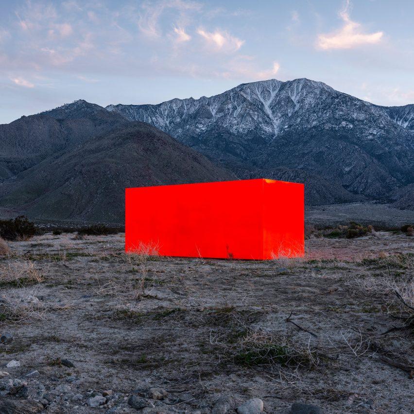 Sterling Ruby's installation for Desert X 2019