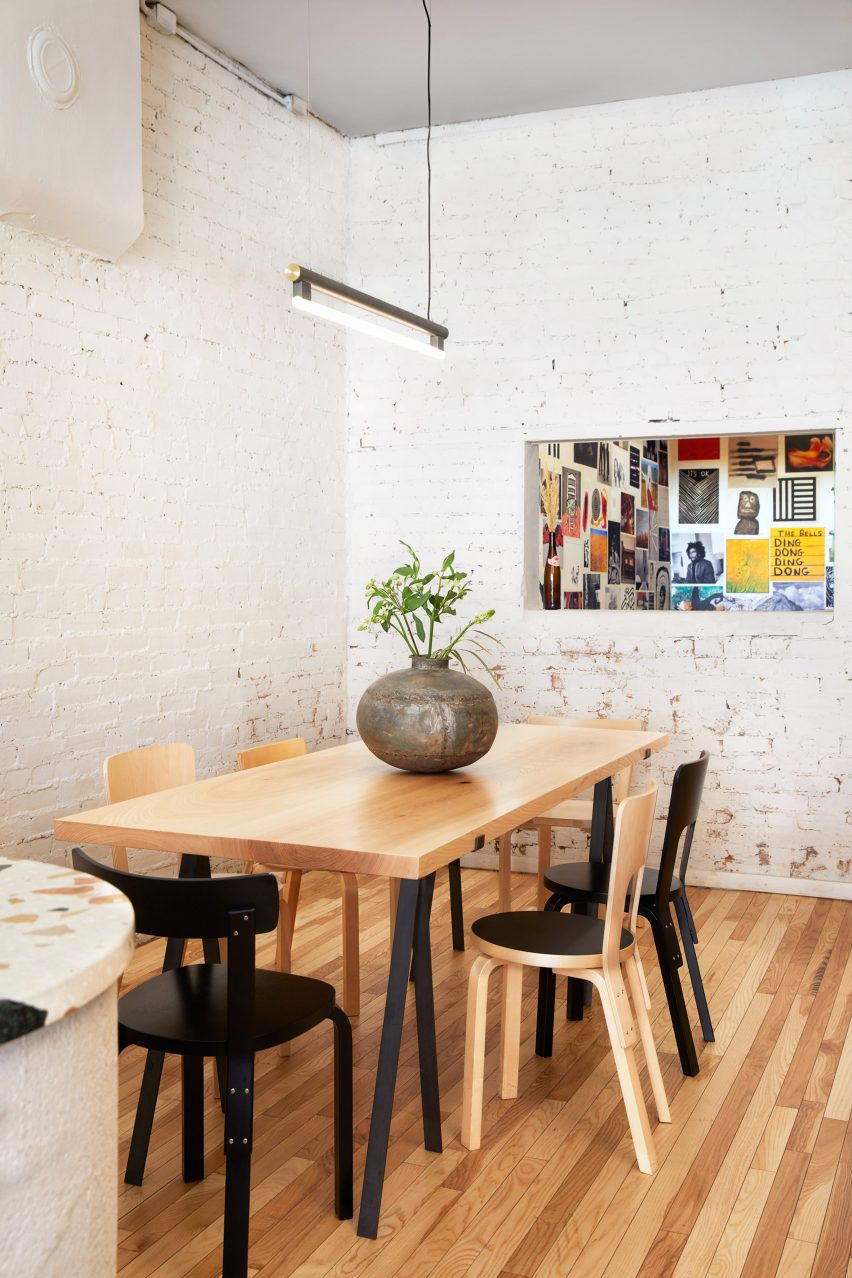 "Synonym cafe features ""cosy corners"" by"
