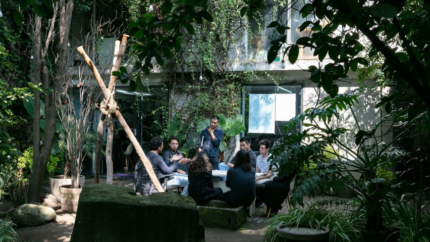 Taller Mauricio Rocha + Gabriela Carrillo Mexico City architecture studio