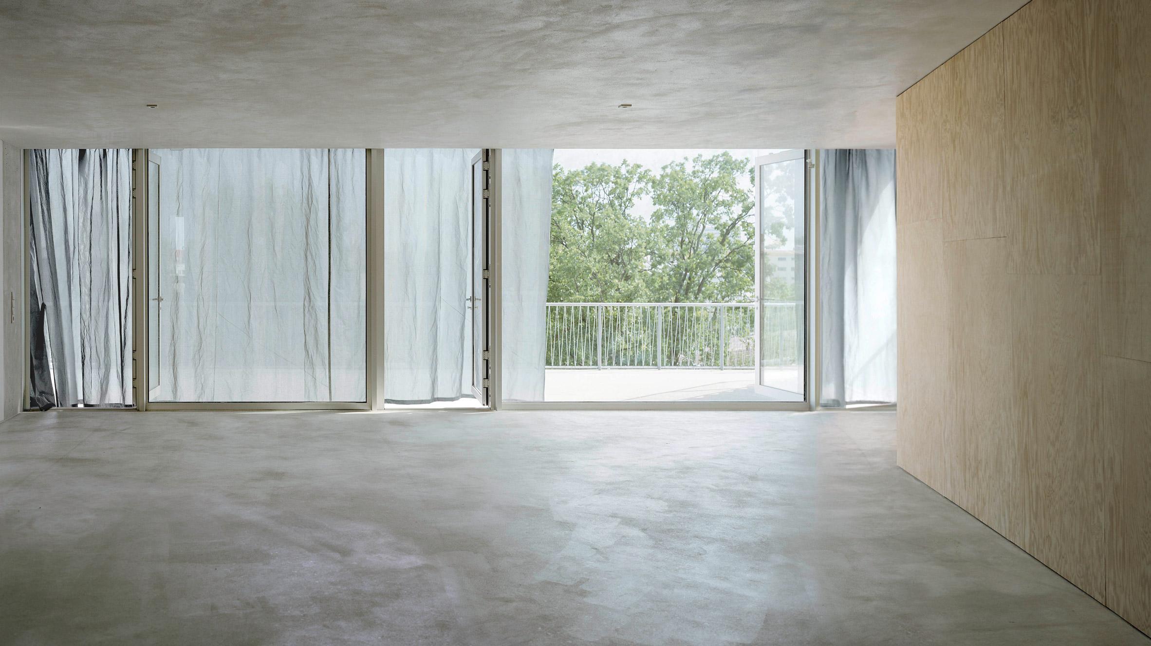 Terrassenhaus by Brandlhuber + Emde and Burlon + Muck Petzet Architekten