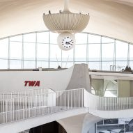 TWA hotel at JFK