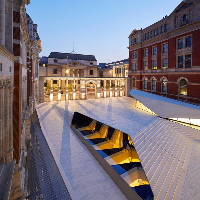 Top jobs: 3D artist at AL_A in London, UK