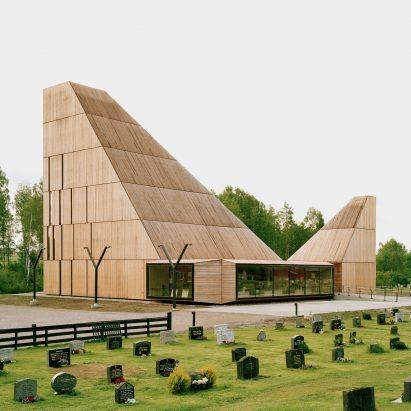 Våler kirke by Espen Surnevik