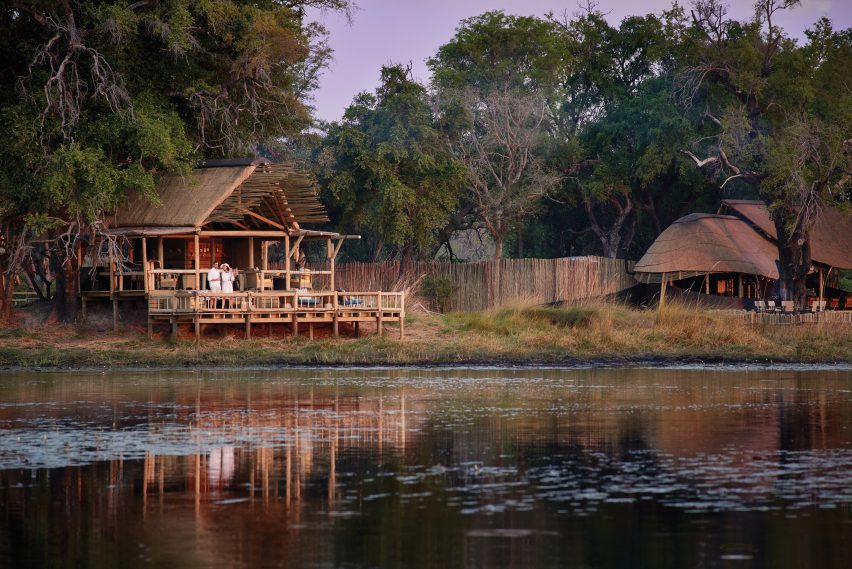 The Belmond Eagle Island Lodge was awarded in the Lodges & Tented Camps category at the AHEAD Global awards, which were held at the Ham Yard Hotel in London