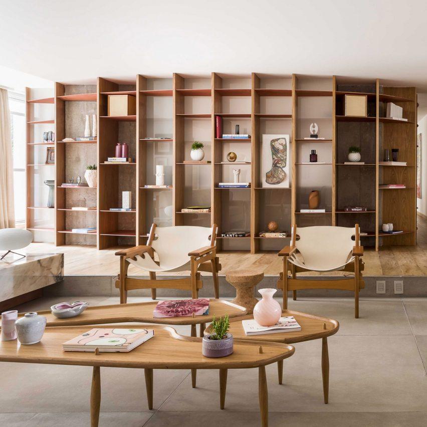 VLP Apartment by Pascali Semerdjian Arquitetos