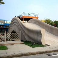 World's longest 3d-printed concrete bridge by Tsinghua University School of Architecture opens in Shanghai