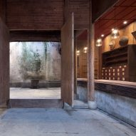 Wuyuan Skywells hotel occupies a 300-year-old building in rural China
