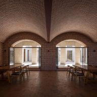 Xinzhai Coffee Manor coffee processing facility and hotel by Trace Architecture Office