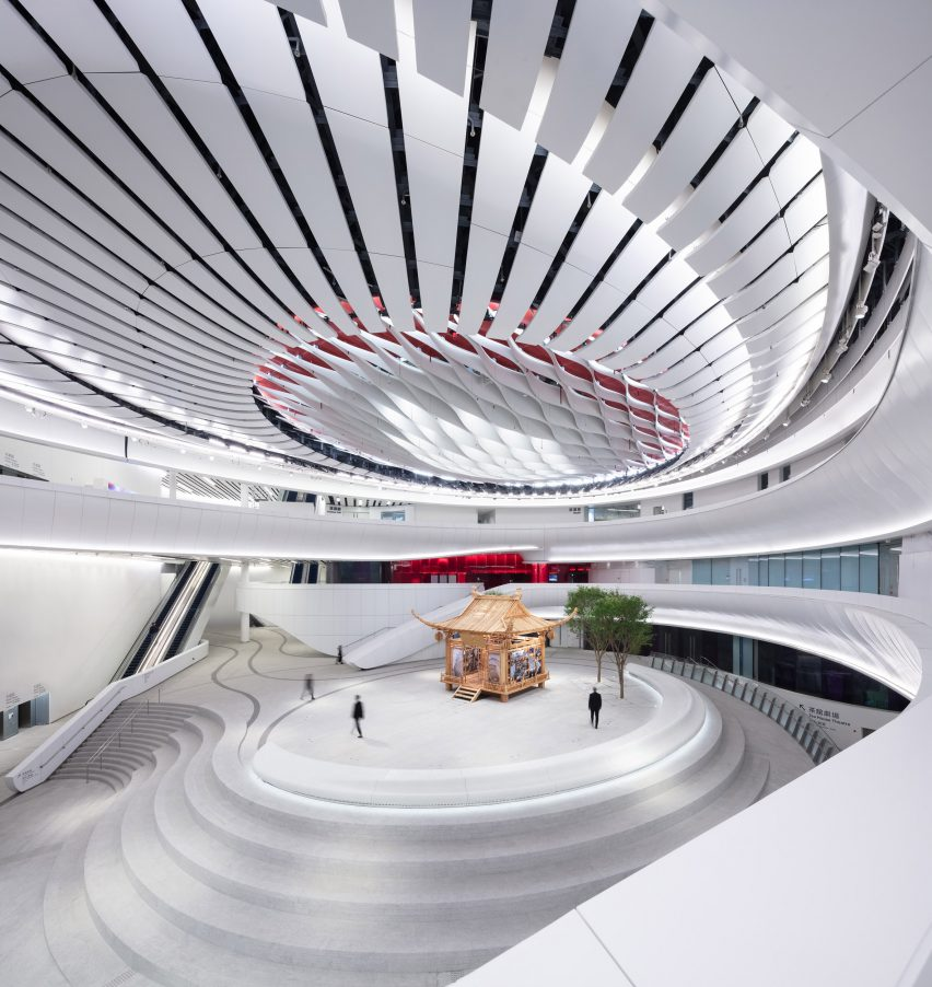 Xiqu Centre by Revery Architecture