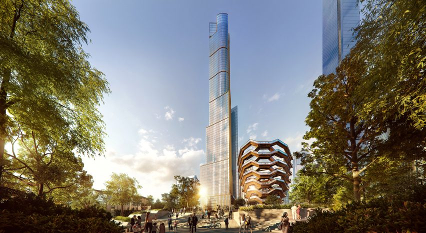 35 Hudson Yards by SOM and David Childs
