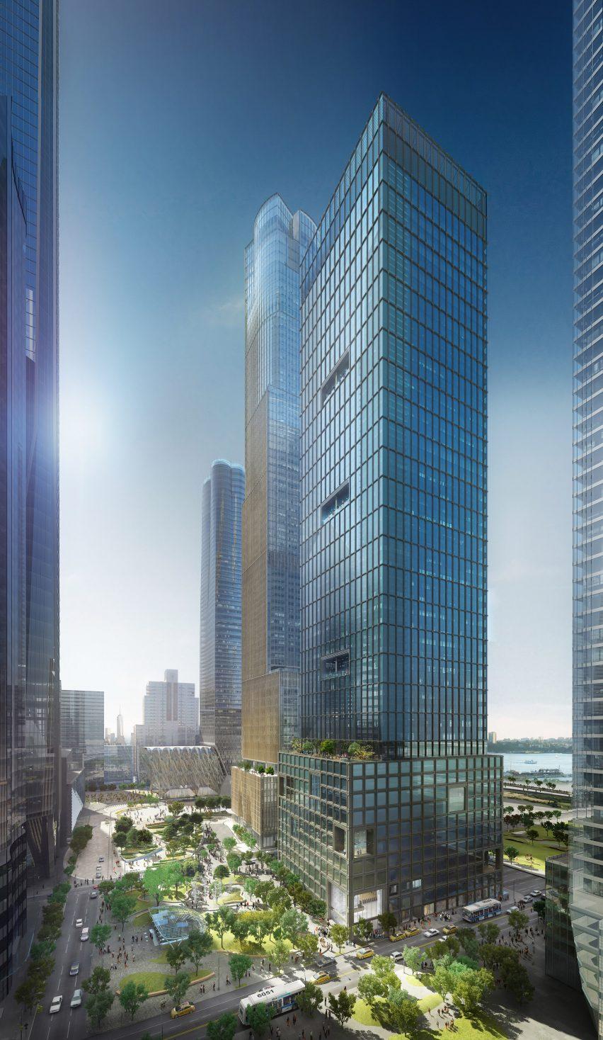 55 Hudson Yards by KPF
