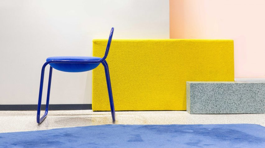 Clips furnishings collection at Design