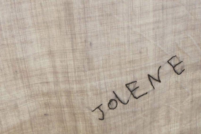Jolene restaurant logotype Studio Frith