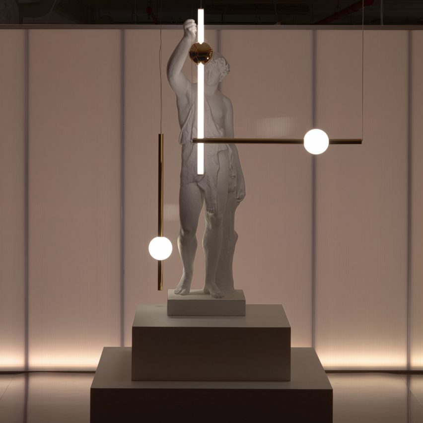Lee Broom presents over 100 lights with exhibition in a Sydney underground car park