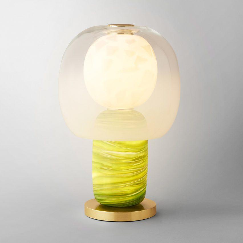 Luca Nichetto Fusa lamps Svenkst Tenn