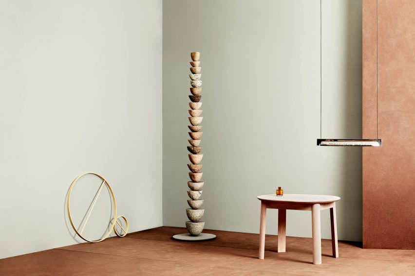Norwegian Presence Join exhibition Milan Design Week Tron Meyer Stine Aas