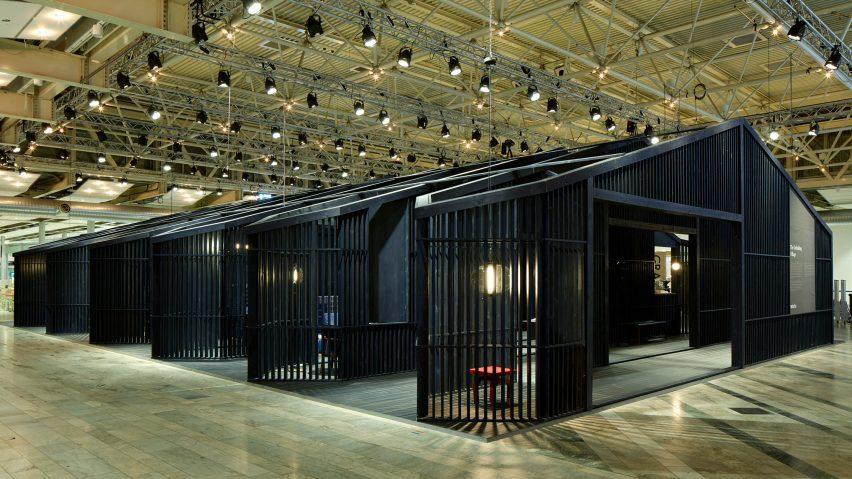 Chinese designers at fairs Neri&Hu Stockholm