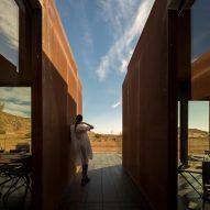 Al Faya Lodge by Anarchitect, photography by Fernando Guerra