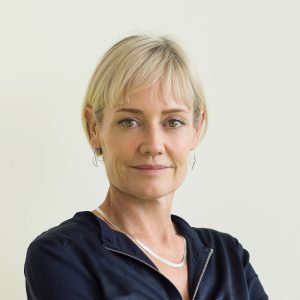 Portrait of Dezeen Awards 2019 judge Alison Brooks
