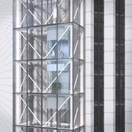 Great glass elevator to whisk visitors 83-storeys up Chicago's Aon Center