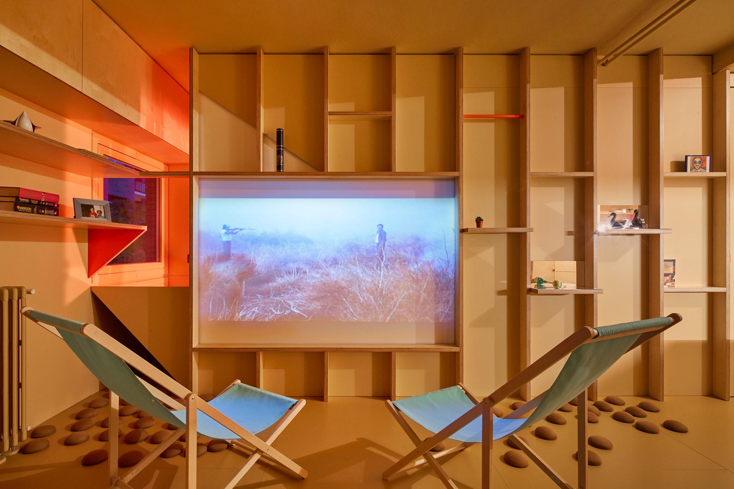 Husos Arquitectos Madrid apartment