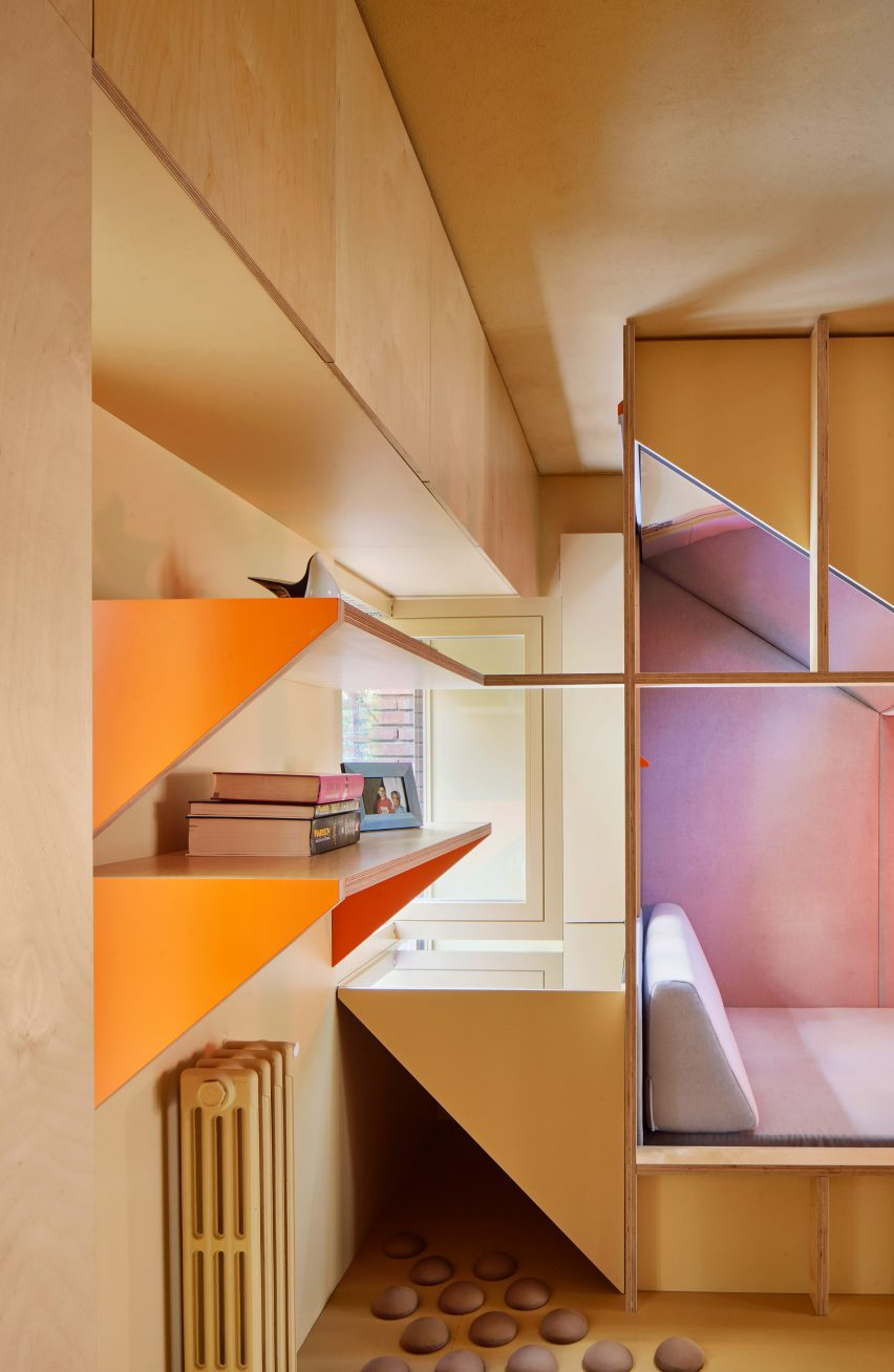 Husos Arquitectos Madrid apartment