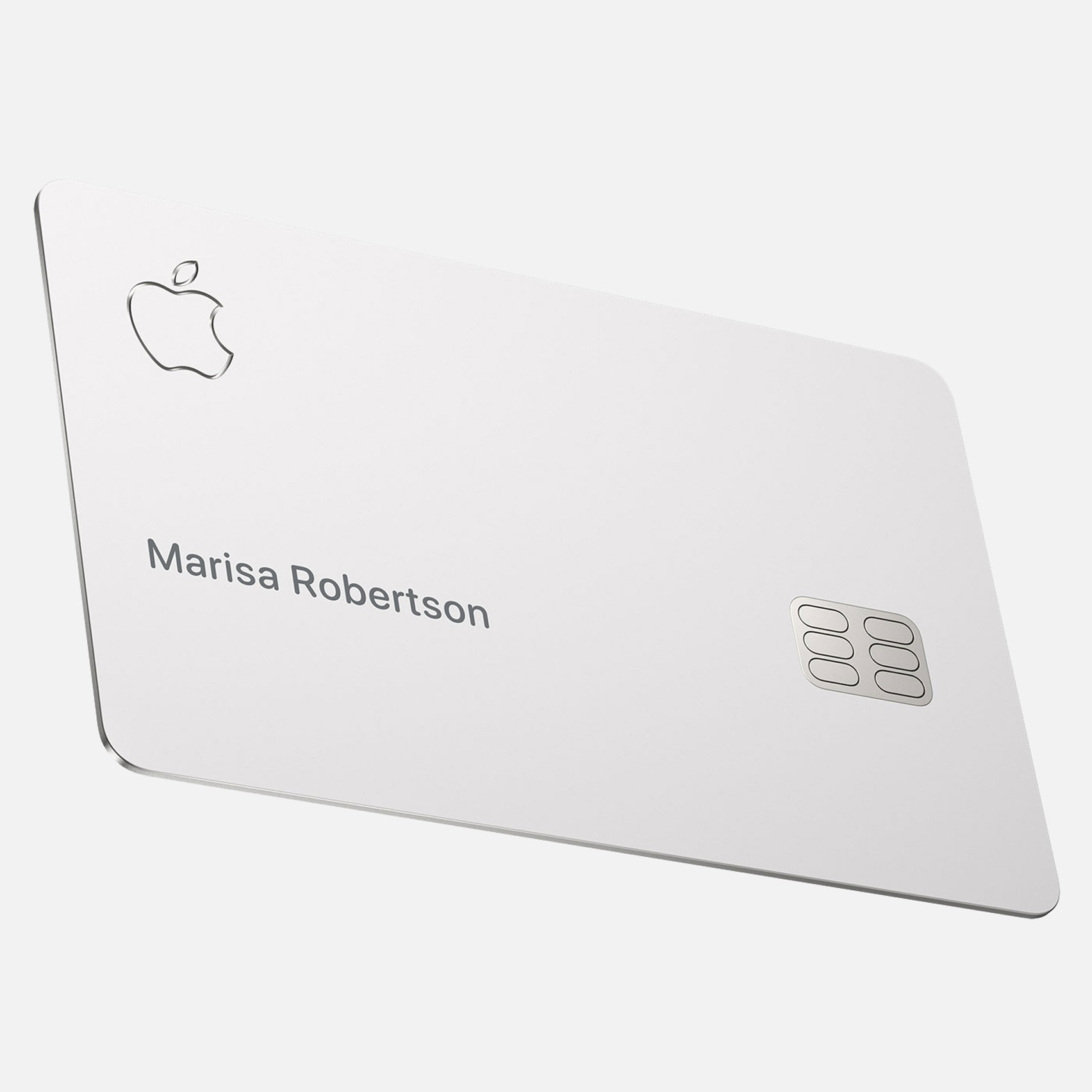 Apple credit card launches touting privacy and security